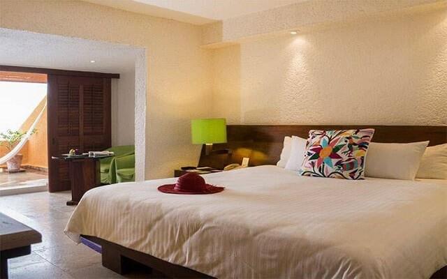 Hotel Las Brisas Ixtapa, habitaciones bien equipadas