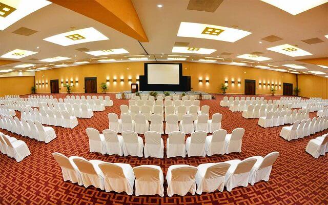 Hotel Las Brisas Ixtapa, espacios acondicionados para tu evento