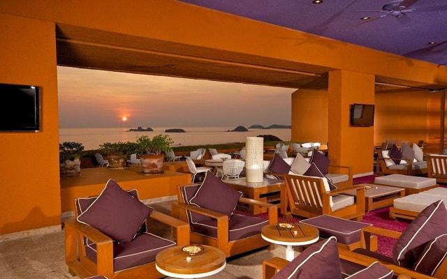 Hotel Las Brisas Ixtapa, obra del arquitecto mexicano Ricardo Legorreta