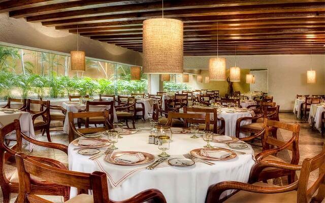 Hotel Las Brisas Ixtapa, Restaurante El Mexicano