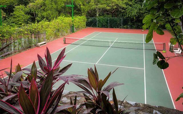 Hotel Las Brisas Ixtapa, canchas de tenis