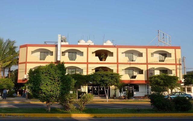 Hotel Las Fuentes en Los Mochis