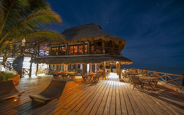 Hotel Las Nubes de Holbox en Holbox Isla