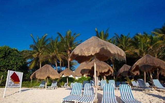 Playa Hotel Las Palapas Playa del Carmen