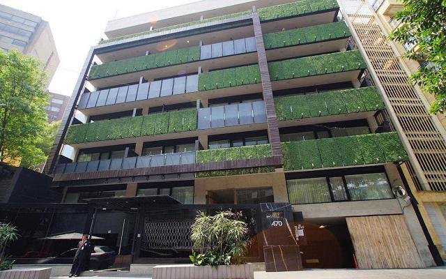 Hotel Las Suites Campos Elíseos en Polanco