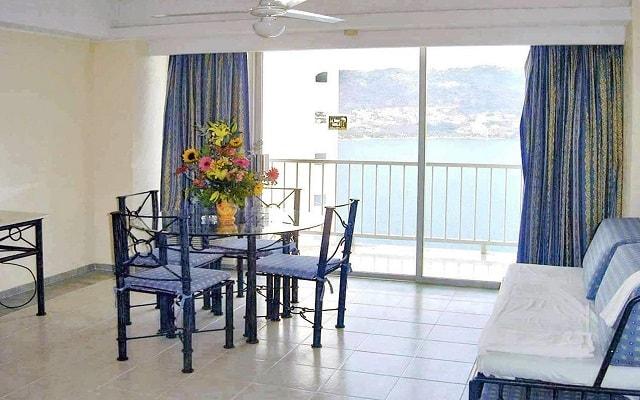 Hotel Las Torres Gemelas, habitaciones bien equipadas