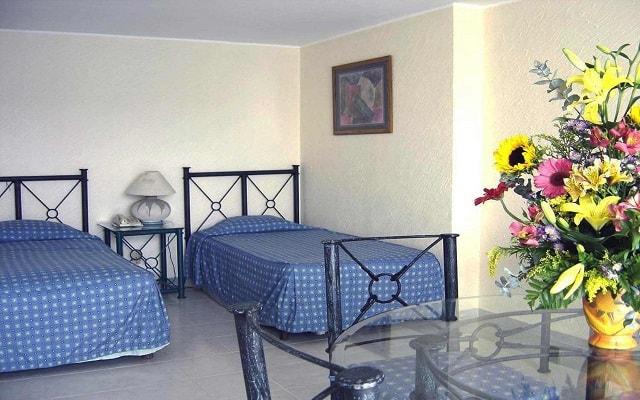Hotel Las Torres Gemelas, habitaciones cómodas y acogedoras