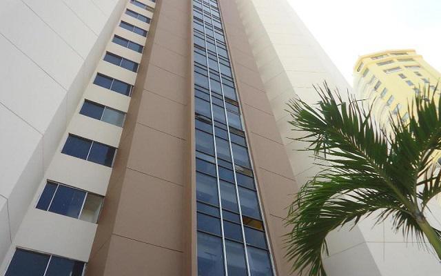 Hotel Las Torres Gemelas, buena ubicación