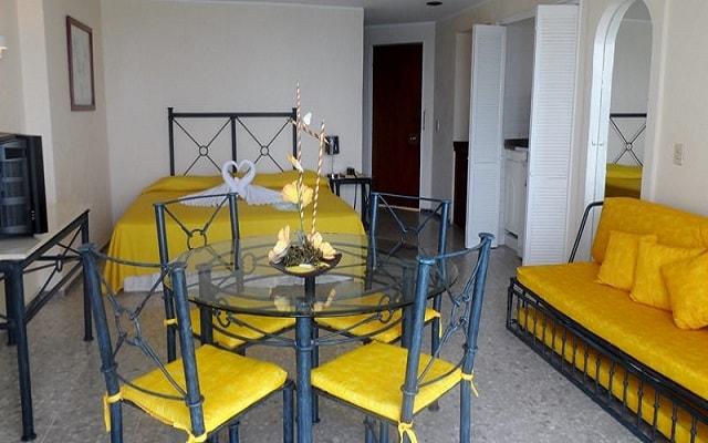 Hotel Las Torres Gemelas, ambientes únicos