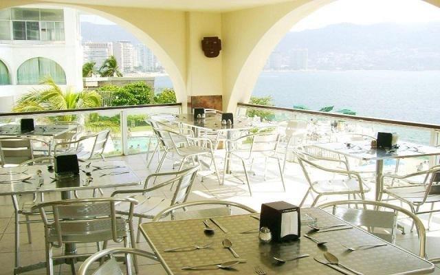 Hotel Las Torres Gemelas, Restaurante Vistamar