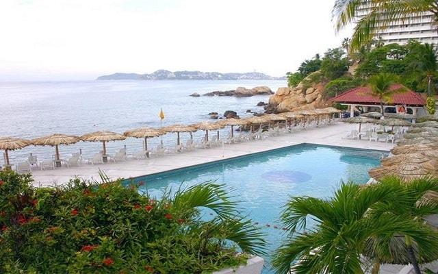 Hotel Las Torres Gemelas, disfruta de vistas hermosas del océano