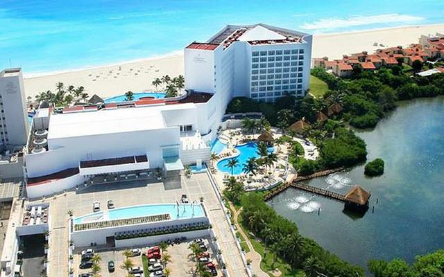 Ubicado en la Zona Hotelera de Cancún