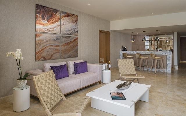 Hotel Le Blanc Los Cabos, habitaciones con todas las amenidades