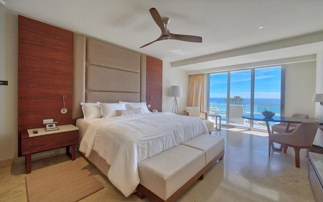 Hotel Le Blanc Los Cabos, habitaciones cómodas y acogedoras