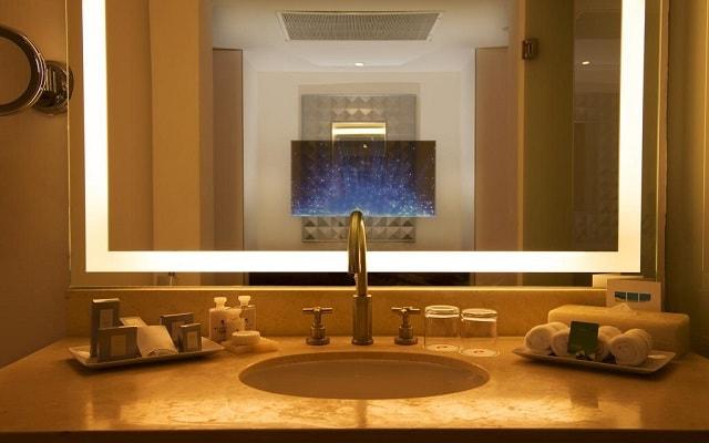 Hotel Le Blanc Spa Resort, amenidades de calidad