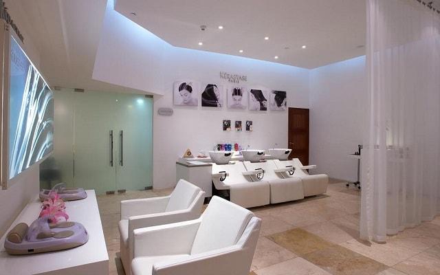 Hotel Le Blanc Spa Resort, salón de belleza