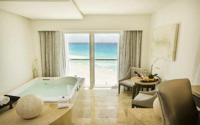 Hotel Le Blanc Spa Resort, acogedoras habitaciones