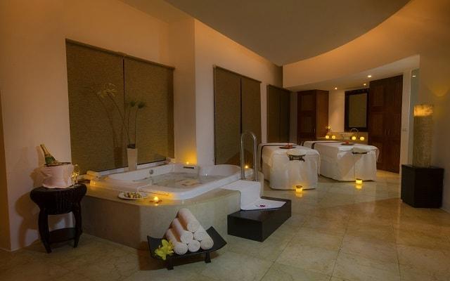 Hotel Le Blanc Spa Resort, disfruta un buen masaje