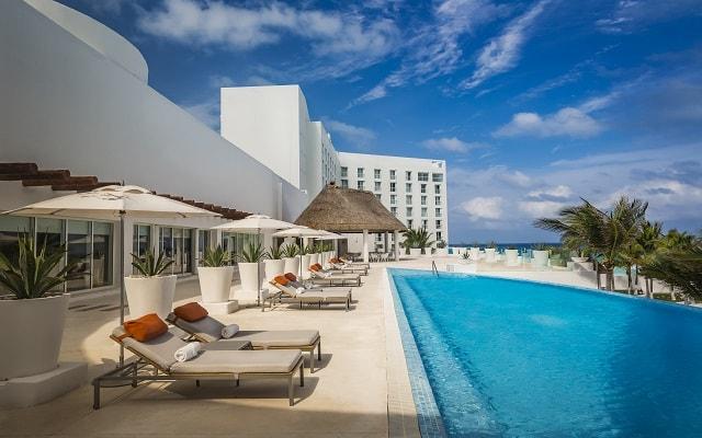 Hotel Le Blanc Spa Resort, sitios fascinantes