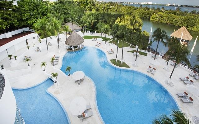 Hotel Le Blanc Spa Resort, ambientes acogedores