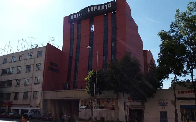 Hotel Lepanto en Zócalo / Centro Histórico