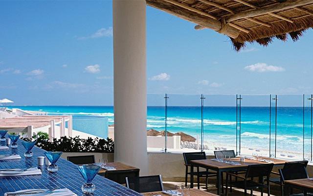 Hotel Live Aqua Beach Resort Cancún, Restaurante Azur