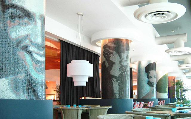 Hotel Live Aqua Beach Resort Cancún, Restaurante Siete