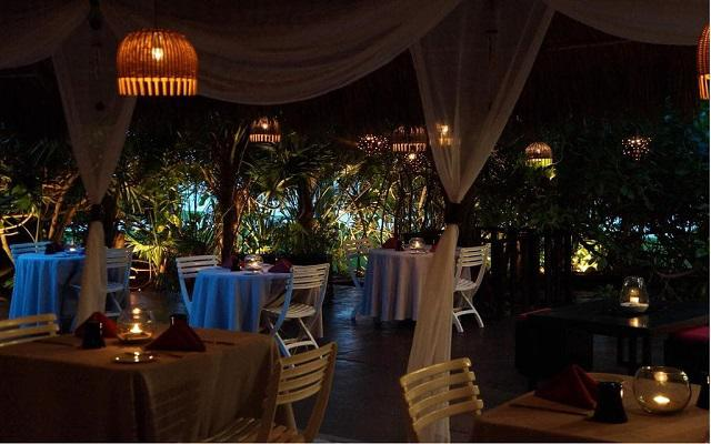 Hotel Live Aqua Beach Resort Cancún, Restaurante In Iak´ech Grill