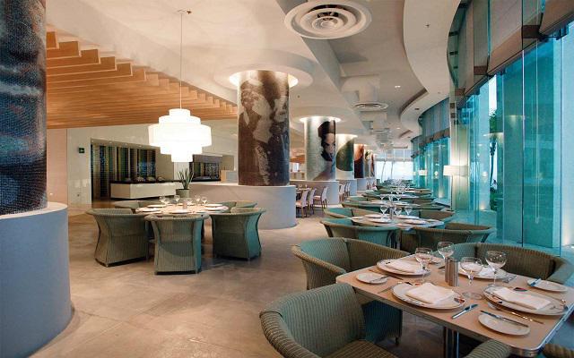 Hotel Live Aqua Beach Resort Cancún, gastronomía de calidad
