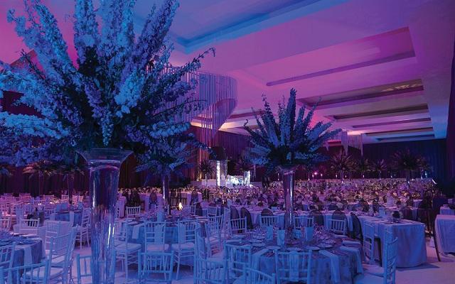 Hotel Live Aqua Urban Resort México, salón de eventos