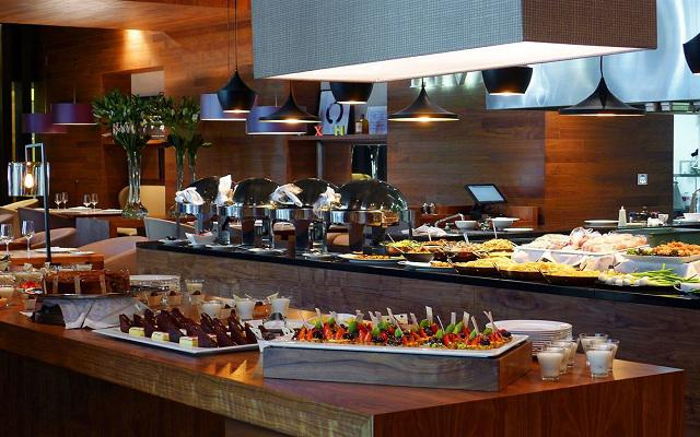Hotel Live Aqua Urban Resort México, gastronomía de calidad