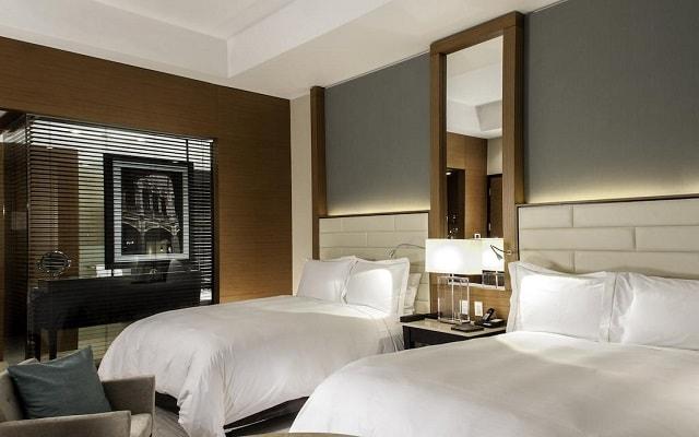 Hotel Live Aqua Urban Resort México, amplias y luminosas habitaciones