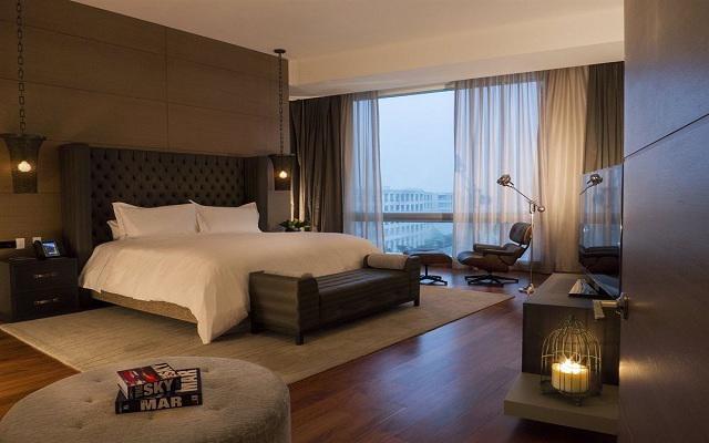 Hotel Live Aqua Urban Resort México, habitaciones bien equipadas