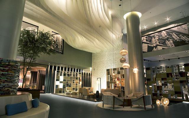 Hotel Live Aqua Urban Resort México, ideal para viajes de negocios y viajeros con gustos exigentes