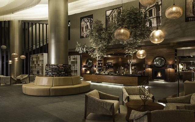 Hotel Live Aqua Urban Resort México, atención personalizada desde el inicio de tu estancia