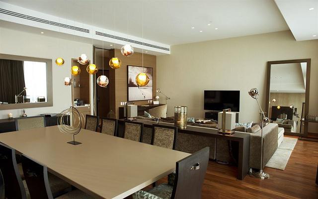 Hotel Live Aqua Urban Resort México, habitaciones con amenidades de lujo