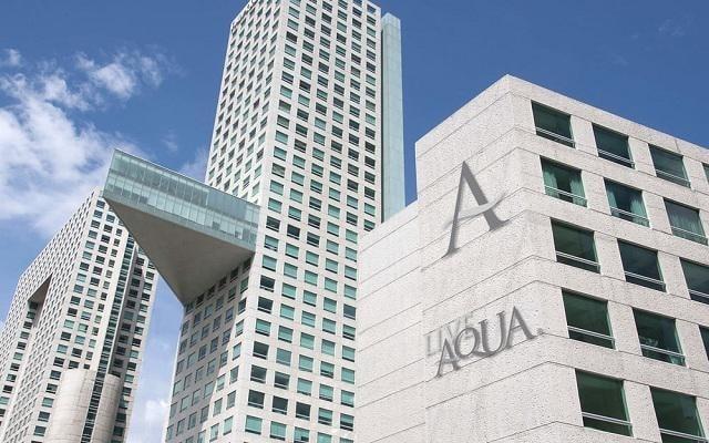 Hotel Live Aqua Urban Resort México, buena ubicación