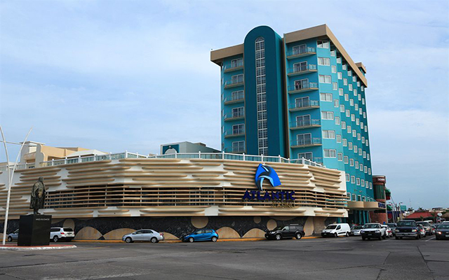 Hotel Lois Veracruz en Boca del Río