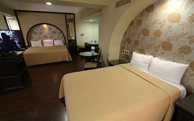 Hotel Lois Veracruz, habitaciones bien equipadas