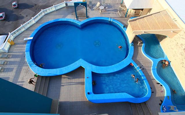 Hotel Lois Veracruz, disfruta de su alberca al aire libre