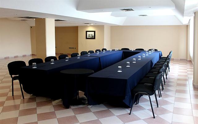 Hotel Lois Veracruz, sala de reuniones