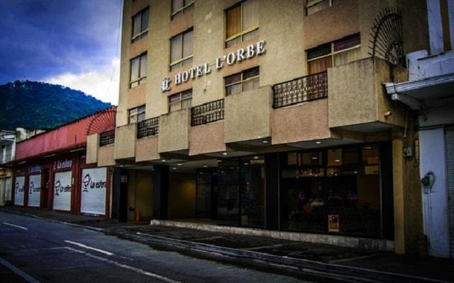 Hotel L´Orbe en Orizaba
