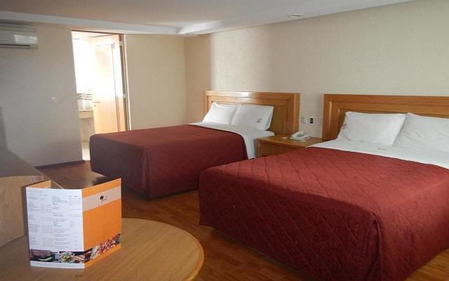 Hotel Lord, amplias y luminosas habitaciones