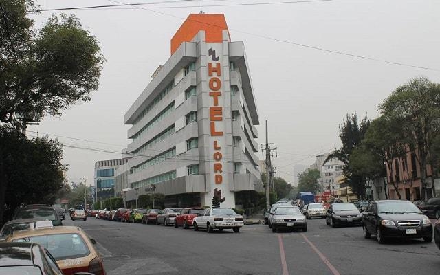 Hotel Lord en Colonia Obrera