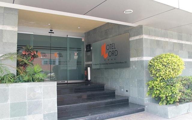 Hotel Lord, atención personalizada desde el inicio de tu estancia