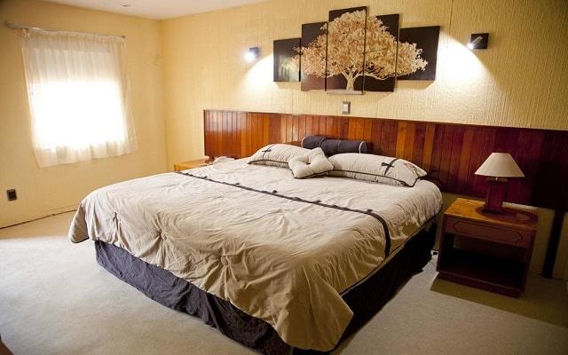 Hotel Los Andes, amplias y luminosas habitaciones