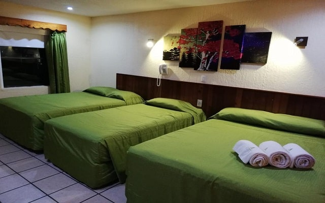 Hotel Los Andes, aprovecha cada instante de tu descanso