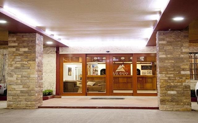 Hotel Los Andes, atención personalizada desde el inicio de tu estancia