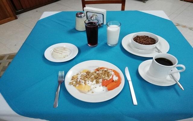 Hotel Los Andes, buena manera de comenzar el día