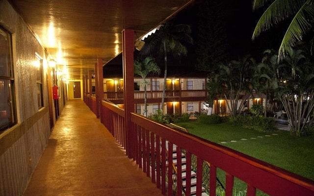 Hotel Los Andes, cómodas instalaciones